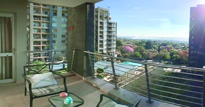 Apartments To Rent Johannesburg   Sandhurst Towers Apartments To Rent   Johannesburg   Gauteng