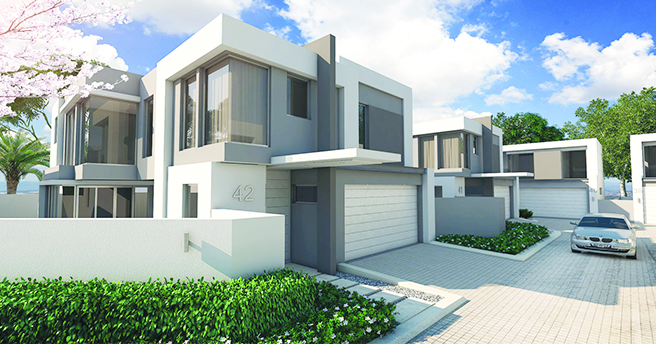WEST END - NEW BESPOKE LUXURY CLUSTER HOMES FOR SALE | Johannesburg | Gauteng