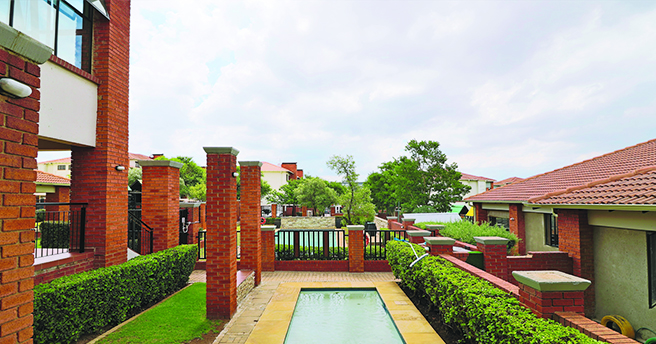 Acacia | Greenstone | Apartments to Rent | Johannesburg | Gauteng
